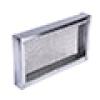 Изолятор 1-но рамочный сетчатый Дадан (корпус оцинкованный, сетка нержавеющая)